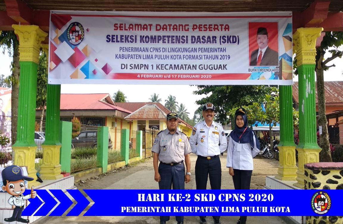 HARI KE-2 TKD CPNS 2020